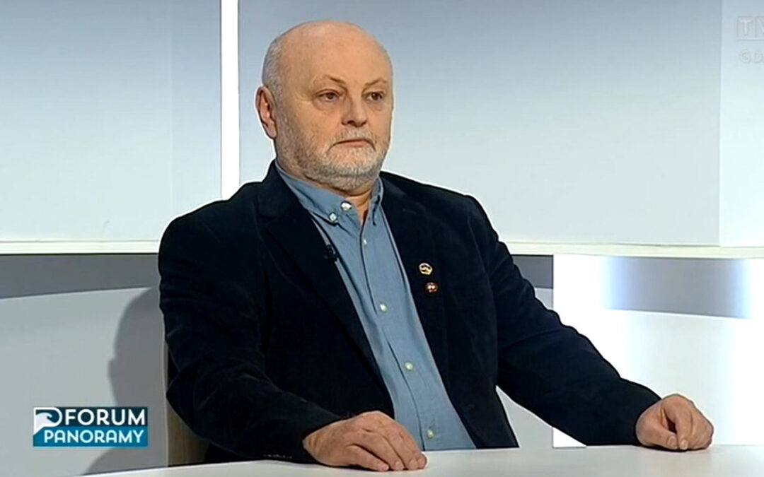 Broń konwencjonalna I chemiczna w Morzu Bałtyckim – rozmowa z dr inż. Benedyktem Hac